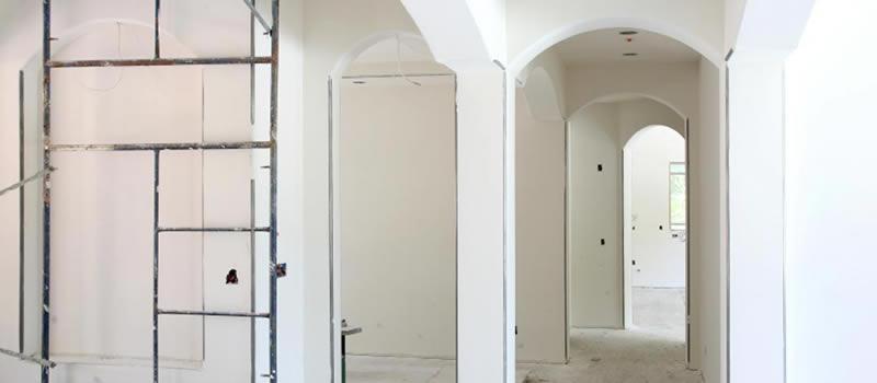 Pareti in cartongesso pareti divisorie in cartongesso iti milano - Pareti mobili in cartongesso ...