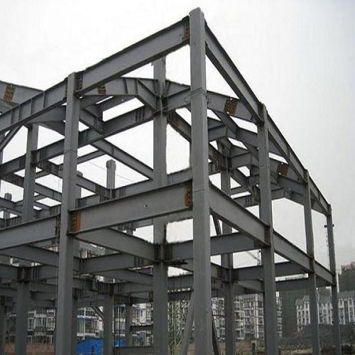 Struttura per sistema di costruzione a secco in acciaio